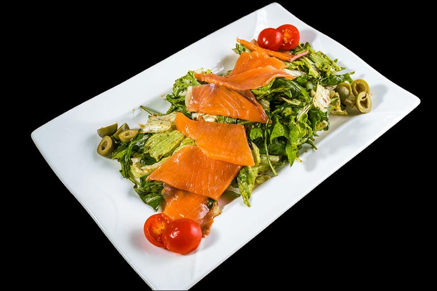 Изображение для: Салат с лососем